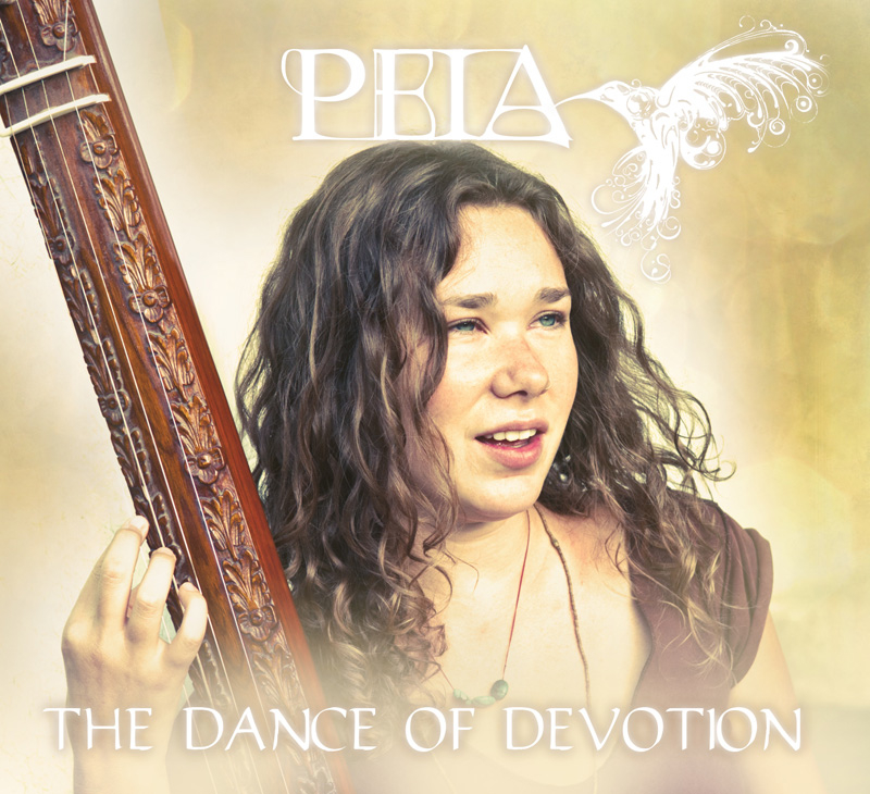PEIA - The Dance of Devotion cover