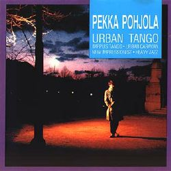 PEKKA POHJOLA - Urban Tango cover