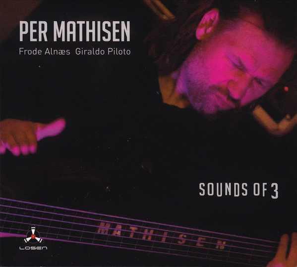 PER MATHISEN - Sounds Of 3 cover