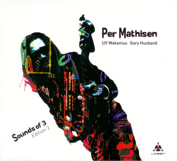 PER MATHISEN - Sounds Of 3 Edition 2 cover