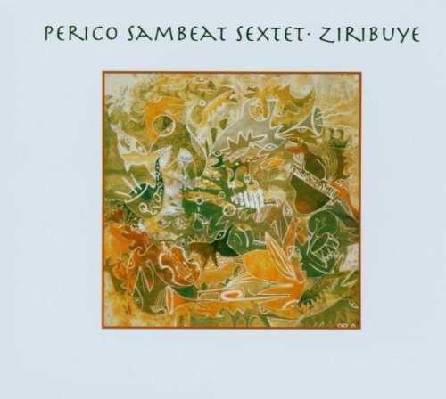 PERICO SAMBEAT - Ziribuye cover