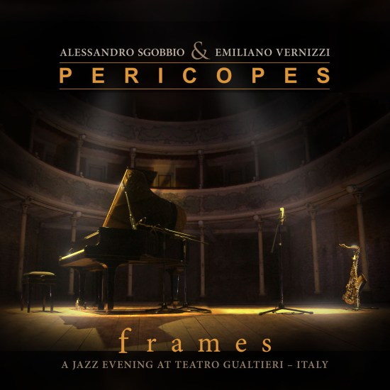 PERICOPES - Frames cover