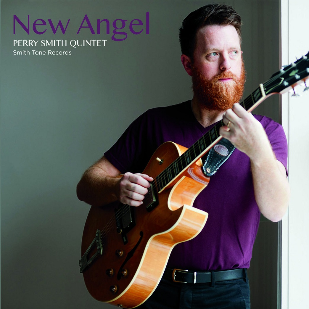 PERRY SMITH - Perry Smith Quintet : New Angel cover