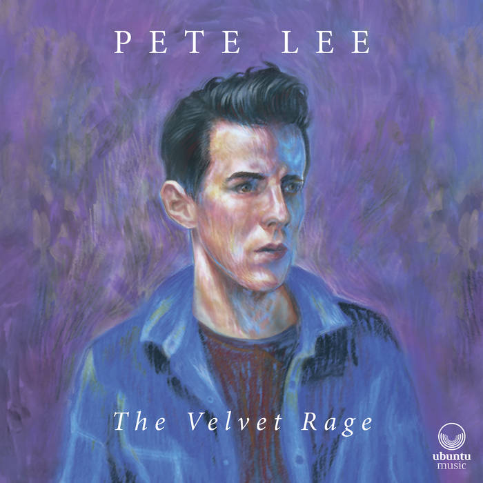 PETE LEE - The Velvet Rage cover