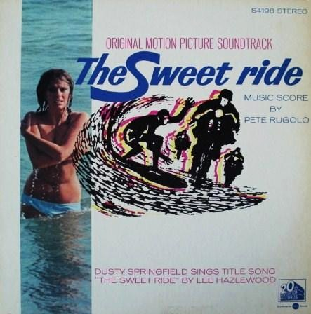 PETE RUGOLO - The Sweet Ride cover