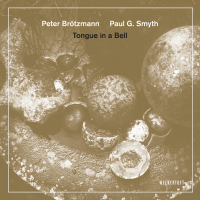 PETER BRÖTZMANN - Peter Brötzmann / Paul G. Smyth : Tongue In A Bell cover