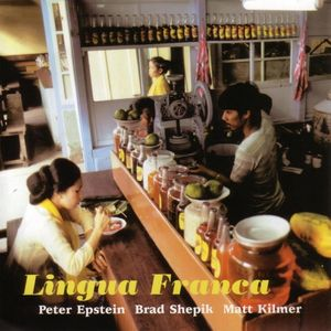PETER EPSTEIN - Lingua Franca cover
