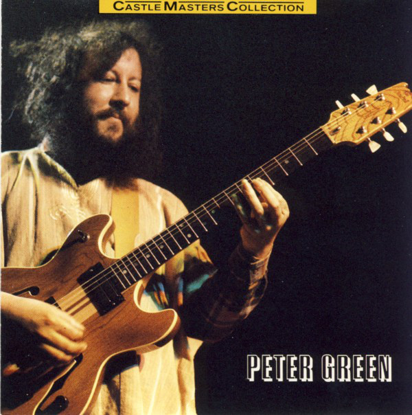 PETER GREEN - Castle Masters Collection cover