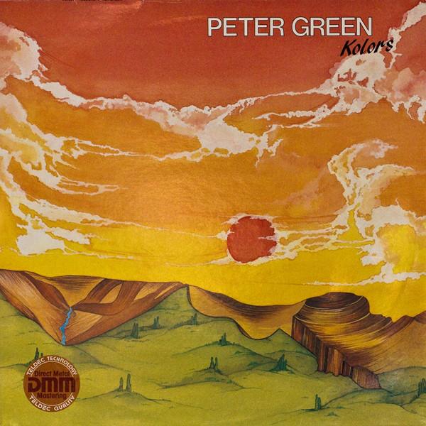 PETER GREEN - Kolors cover