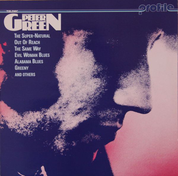 PETER GREEN - Peter Green cover