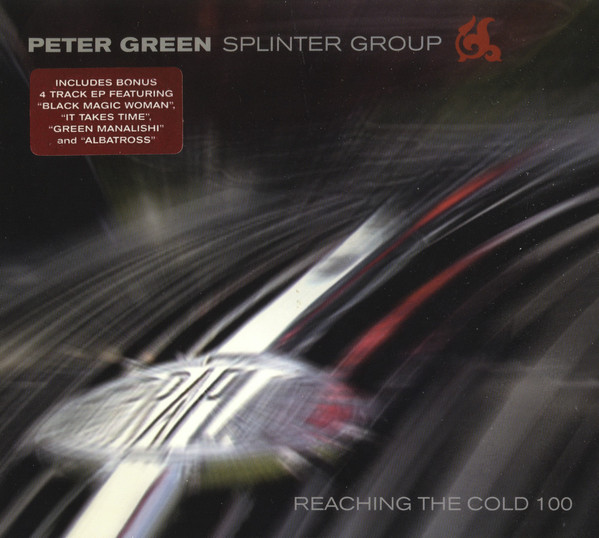 PETER GREEN - Peter Green Splinter Group ‎: Reaching The Cold 100 cover