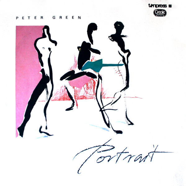 PETER GREEN - Portrait cover