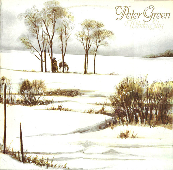 PETER GREEN - White Sky cover