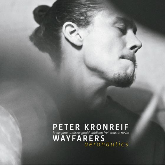 PETER KRONREIF WAYFARERS - Aeronautics cover