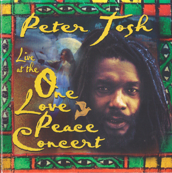 PETER TOSH - Live At The One Love Peace Concert cover