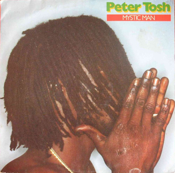PETER TOSH - Mystic Man cover