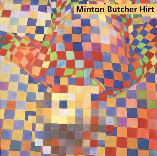 PHIL MINTON - Phil Minton / John Butcher / Erhard Hirt : Two Concerts cover