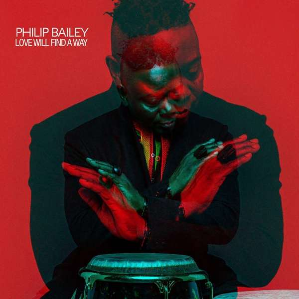 PHILIP BAILEY - Love Will Find A Way cover