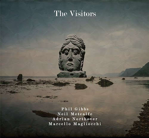 PHILIP GIBBS - The Visitors cover