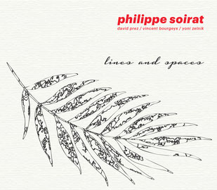 PHILIPPE SOIRAT - Lines & Spaces cover