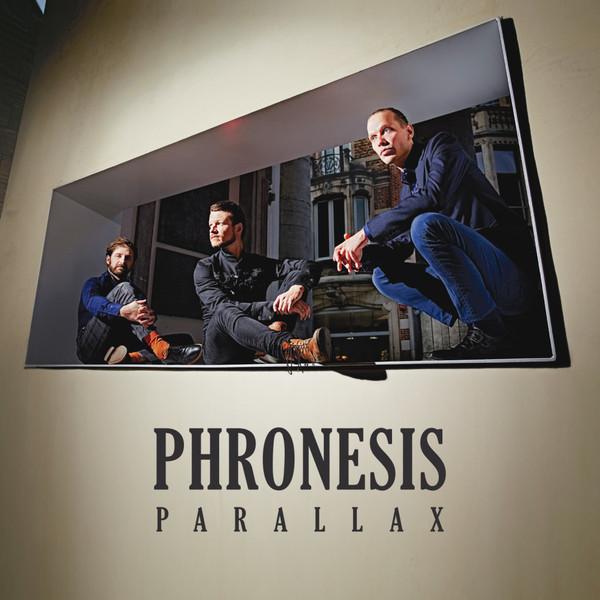 PHRONESIS - Parallax cover