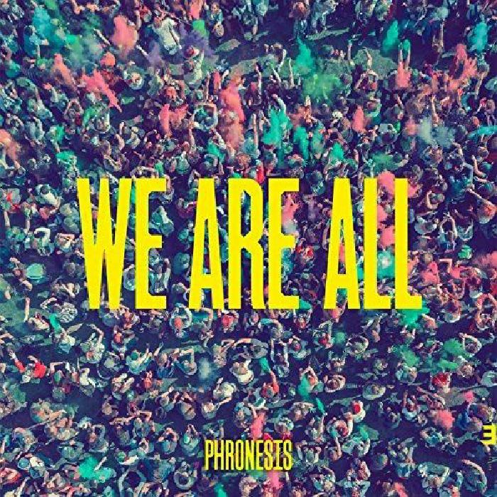 PHRONESIS - We Are All cover