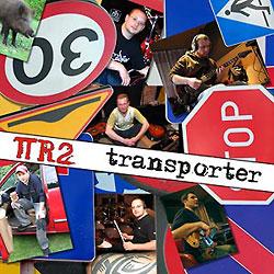 PI ER 2 - Transporter cover