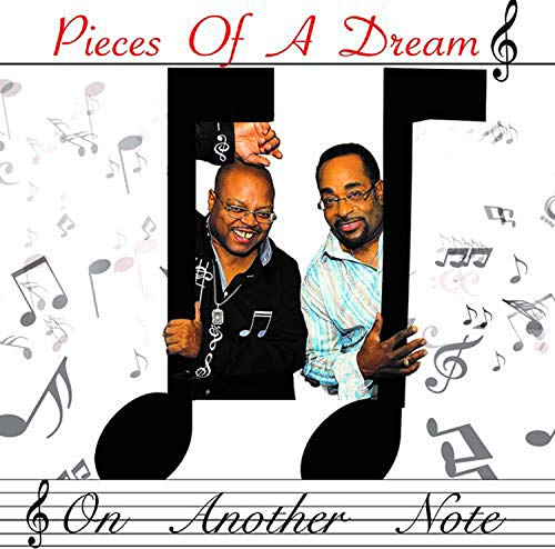 PIECES OF A DREAM - On Another Note cover