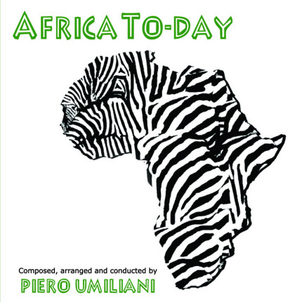 PIERO UMILIANI - Africa To-Day cover