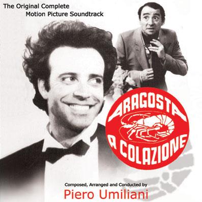 PIERO UMILIANI - Aragosta A Colazione (Original Soundtrack) cover