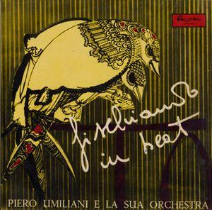 PIERO UMILIANI - Fischiando In Beat cover