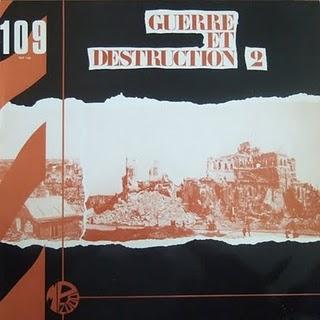 PIERO UMILIANI - Guerre Et Destruction 2 cover