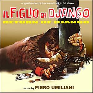 PIERO UMILIANI - Il Figlio Di Django (Original Soundtrack) cover