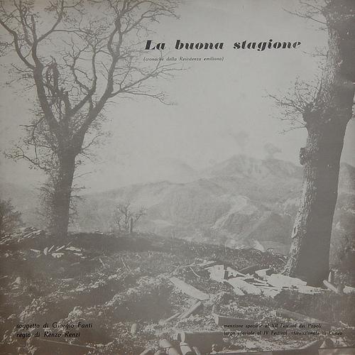 PIERO UMILIANI - La Buona Stagione cover