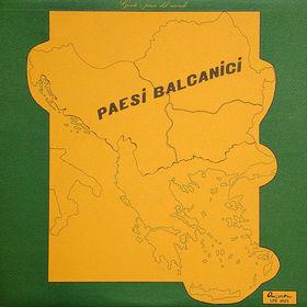PIERO UMILIANI - Paesi Balcanici cover