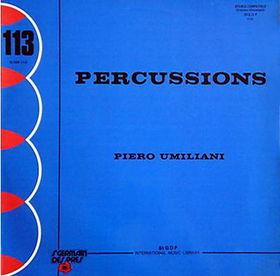 PIERO UMILIANI - Percussions cover