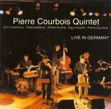PIERRE COURBOIS - Live In Germany cover