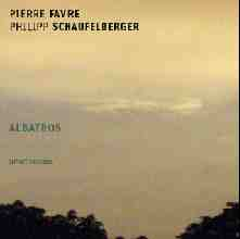 PIERRE FAVRE - Pierre Favre - Philipp Schaufelberger : Albatros cover
