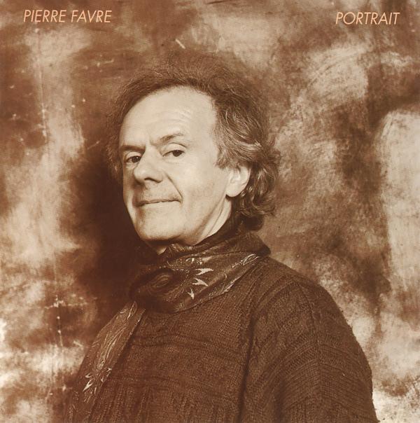 PIERRE FAVRE - Portrait cover
