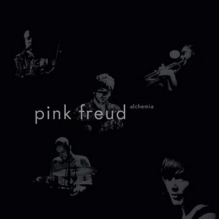PINK FREUD - Alchemia cover