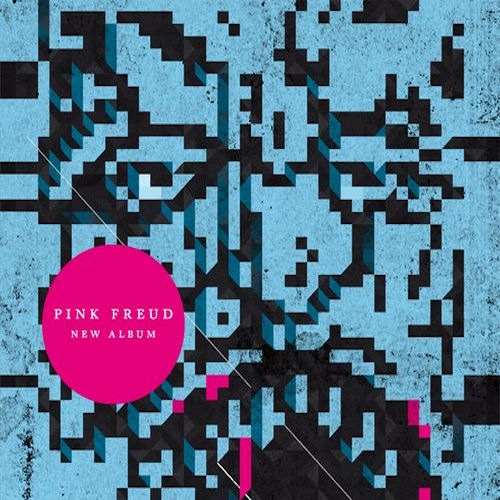 PINK FREUD - Monster of Jazz cover