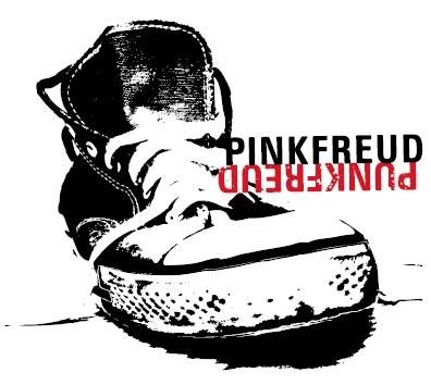 PINK FREUD - Punk Freud cover