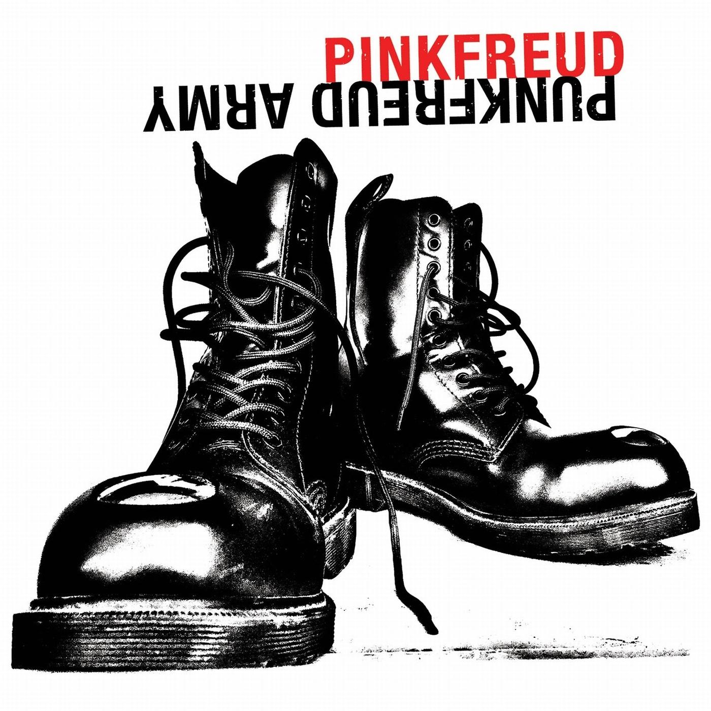 PINK FREUD - Punkfreud Army cover