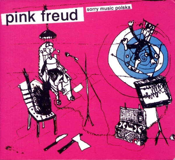 PINK FREUD - Sorry Music Polska cover