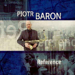 PIOTR BARON - Reference cover