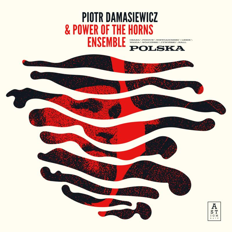PIOTR DAMASIEWICZ - Piotr Damasiewicz & Power of the Horns Ensemble : Polska cover