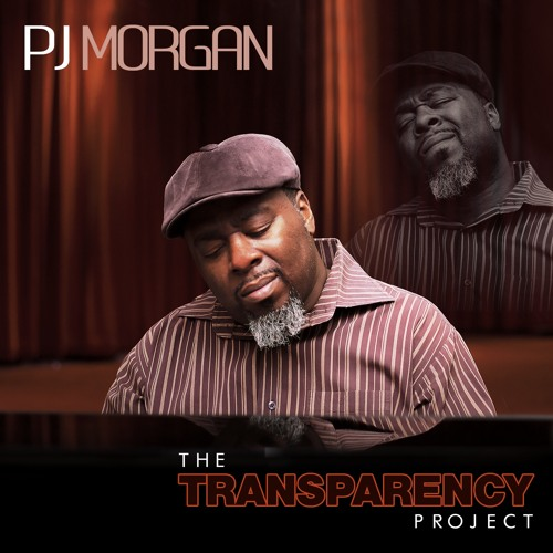 PJ MORGAN - The Transparency Project cover