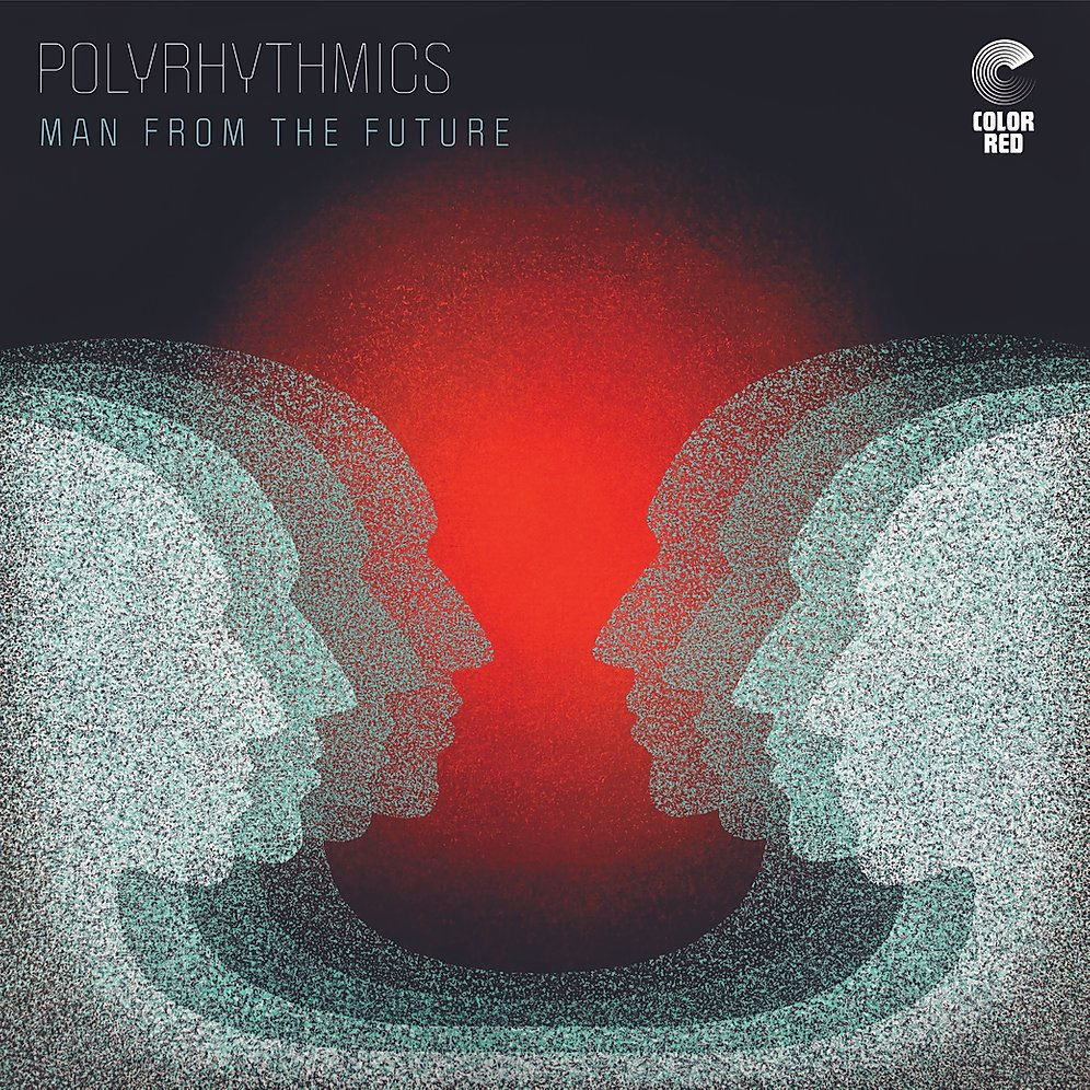 POLYRHYTHMICS - Man From The Future cover