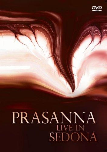 PRASANNA - Live in Sedona cover