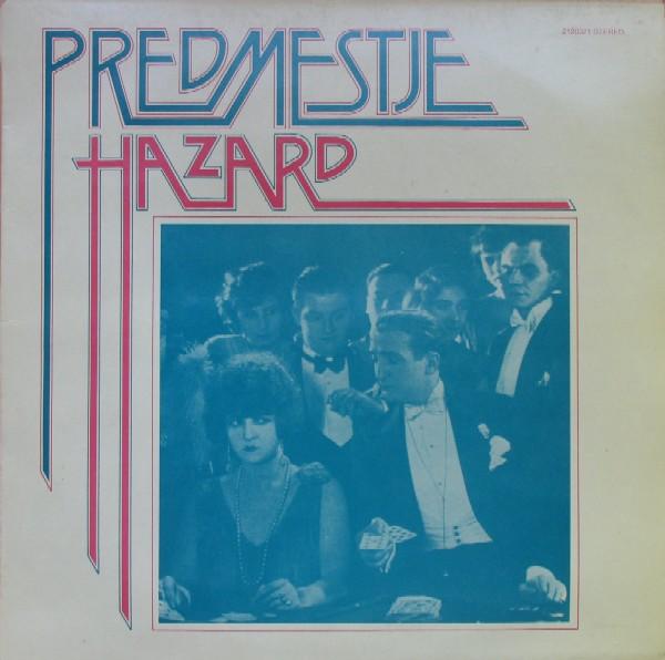 PREDMESTJE - Hazard cover